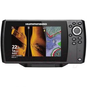 Эхолот Humminbird Helix 7X MSI GPS G3 / 410950-1M