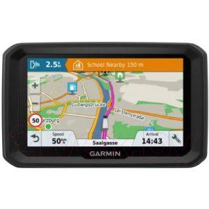 GPS навигатор Garmin Dezl 580LMT-D / 010-01858-13
