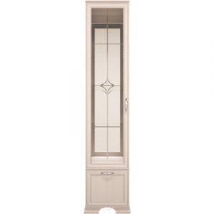 Шкаф-пенал с витриной Ижмебель Венеция 20