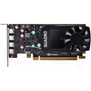 Видеокарта Dell Quadro P620 2GB GDDR5 (490-BEQV)